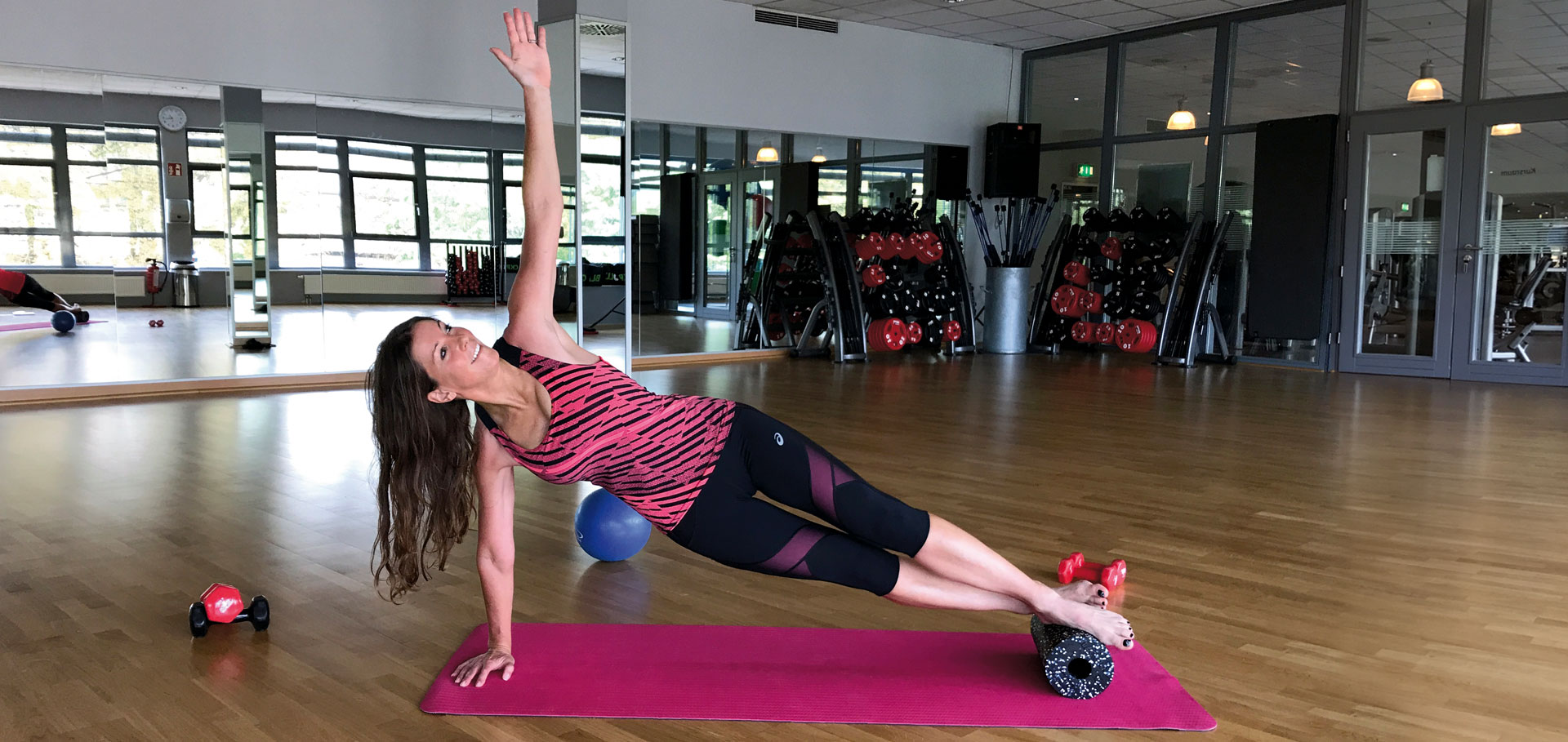 Hauptbild Thun   Petra Reiter Coaching & Pilates mitten in Thun