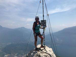 IMG 1212 300x225 Klettersteig Cima SAT