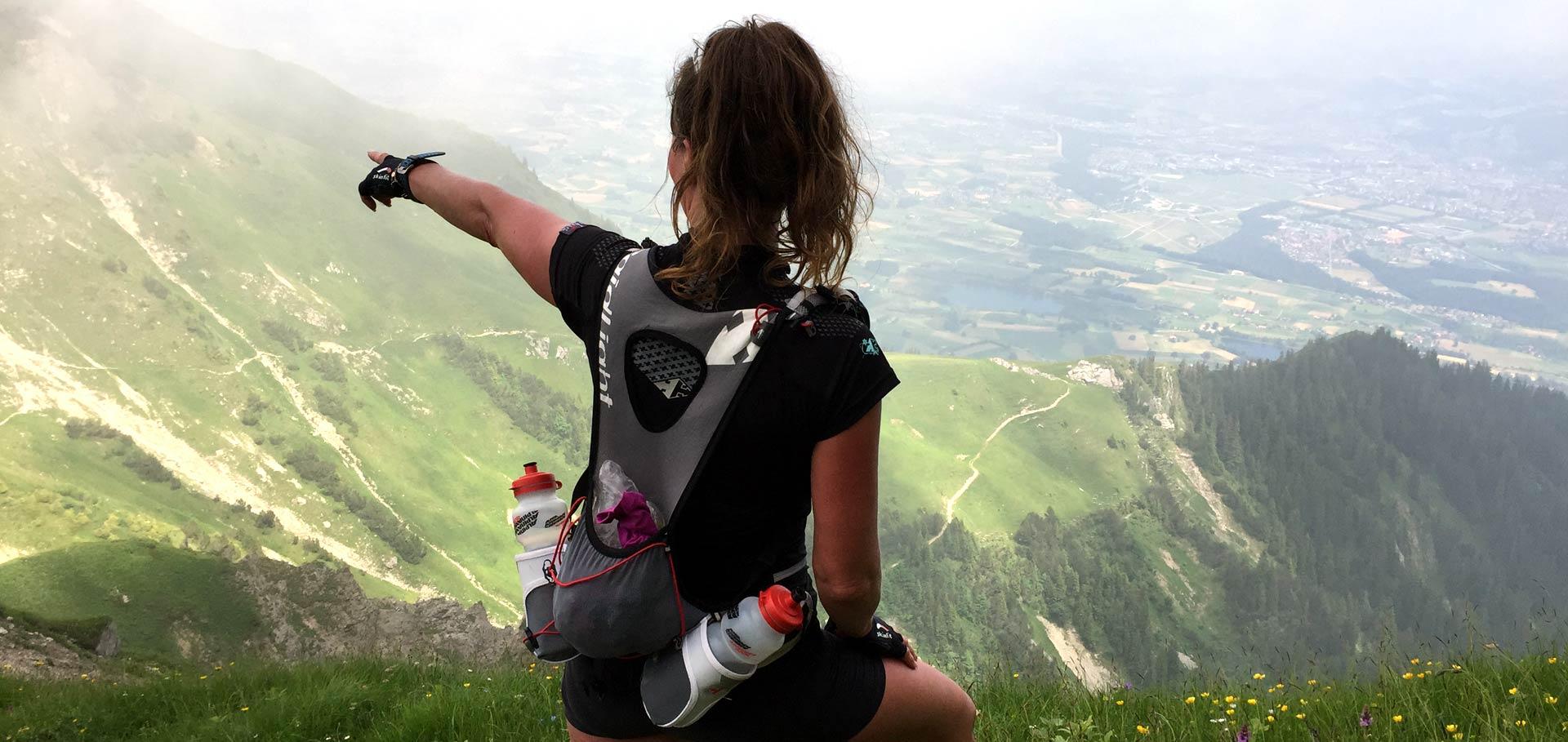 trail Bestätigung Kursanmeldung Blumenstein