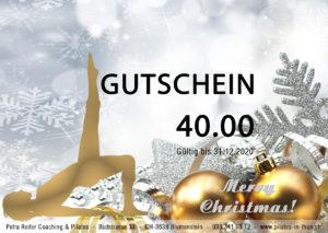 Gutschein Gold 300x213 Pilates Gutscheine