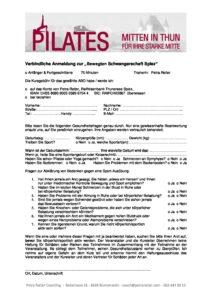 Anmeldeformular Schwangerschaft pdf 212x300 Anmeldeformular bewegte Schwangerschaft