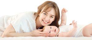 rueckbildung mit Baby 1 300x130 Pilates Rückbildung in Thun mit Baby