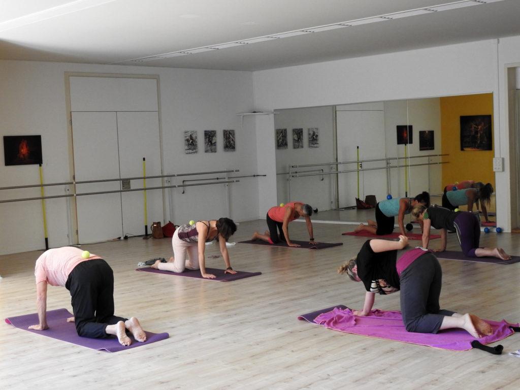pilates am mittag 1024x768 Neues bei Petra Reiter Coaching & Pilates