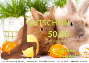 Gutschein Ostern 2 300x213 Pilates Ostergutschein