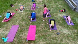 pilates im freien 300x169 Pilates in Blumenstein   bei schönem Wetter im Freien